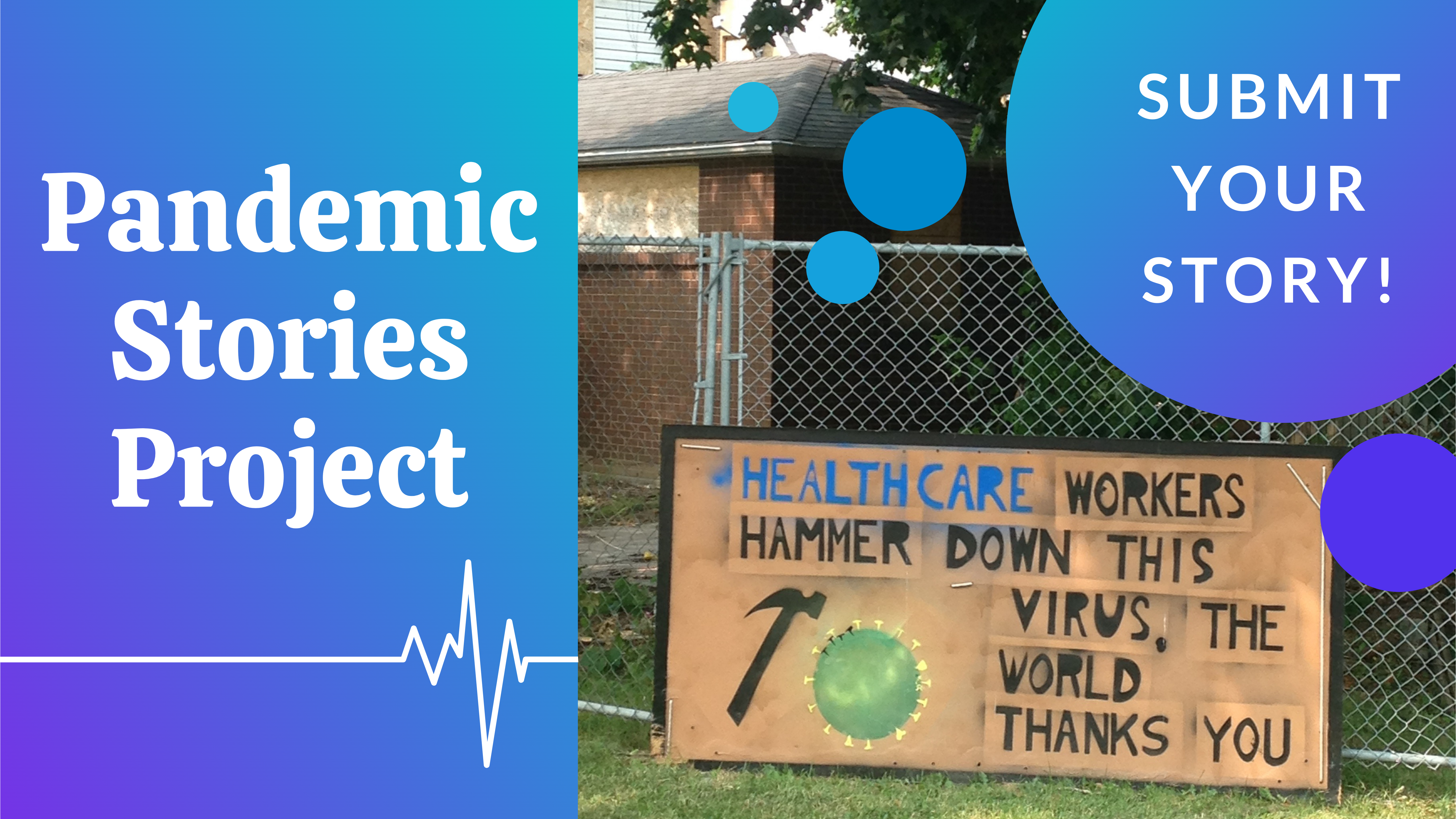 Pandemic Stories Project